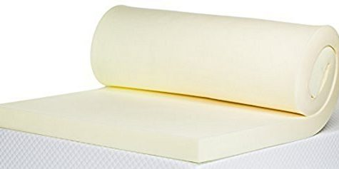 Visco Therapy 2.5 cm Memory Foam Topper - Small Double 11