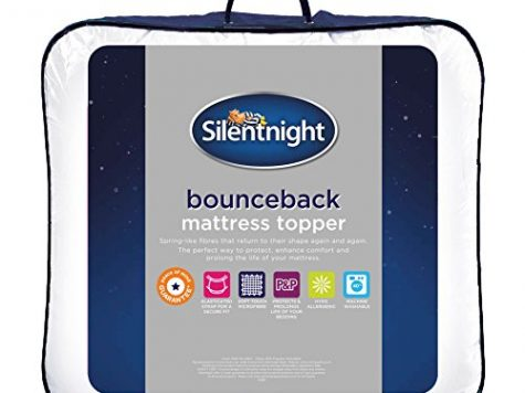 Silentnight Bounceback Mattress Topper - Double 8