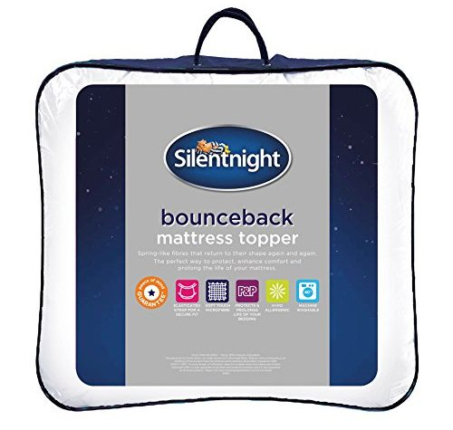 Silentnight Bounceback Mattress Topper - Double 1