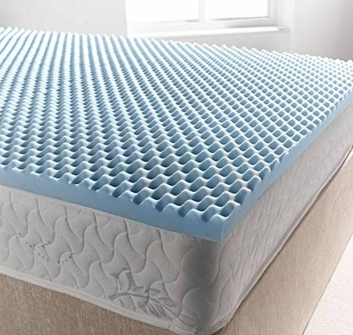 Ultimum coolblue egg mattress topper 350 - super king 6ft0 5