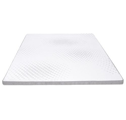 Milliard 2-Inch, 5cm Gel Memory Foam Mattress Topper 1
