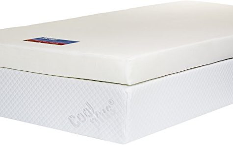 Memory Foam Mattress Topper with Cover, 4 inch - UK Super King 6
