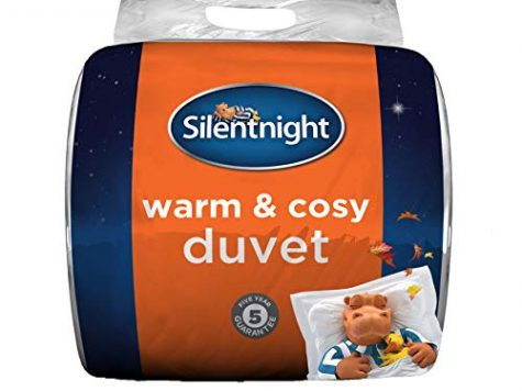 Silentnight Warm and Cosy Quilt 13.5 Tog, King 7