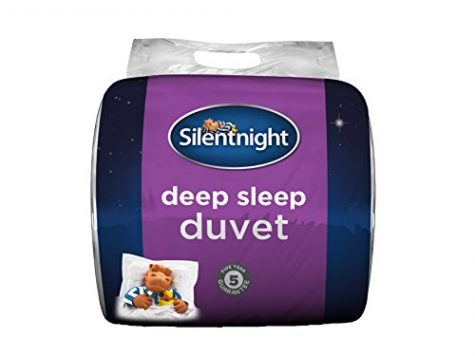 Silentnight Deep Sleep Duvet, 13.5 Tog, White, Single 8
