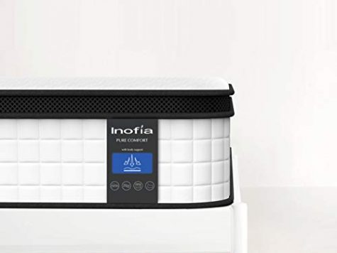 Inofia Double Memory Foam Sprung Mattress Review 7