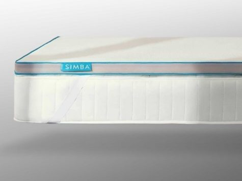 Simba Hybrid Mattress Toppers Review 8