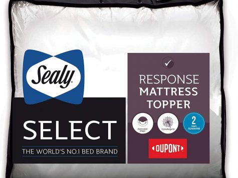 The Benefits of the Sealy Select Response Mattress Topper 2
