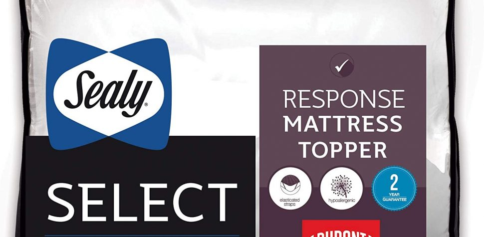 The Benefits of the Sealy Select Response Mattress Topper 3