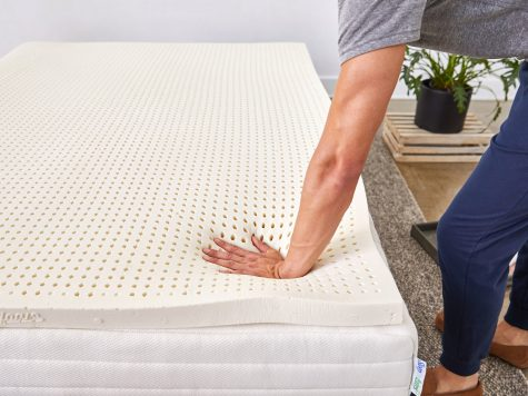 The Benefits of the Pure Green 100% Natural Latex Mattress Topper 5